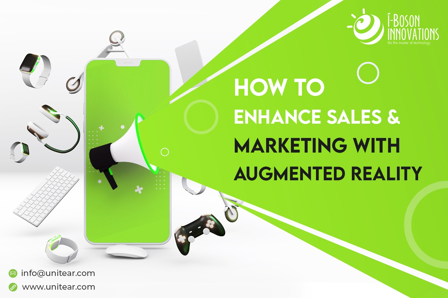How can AR enhance sales and marketing
