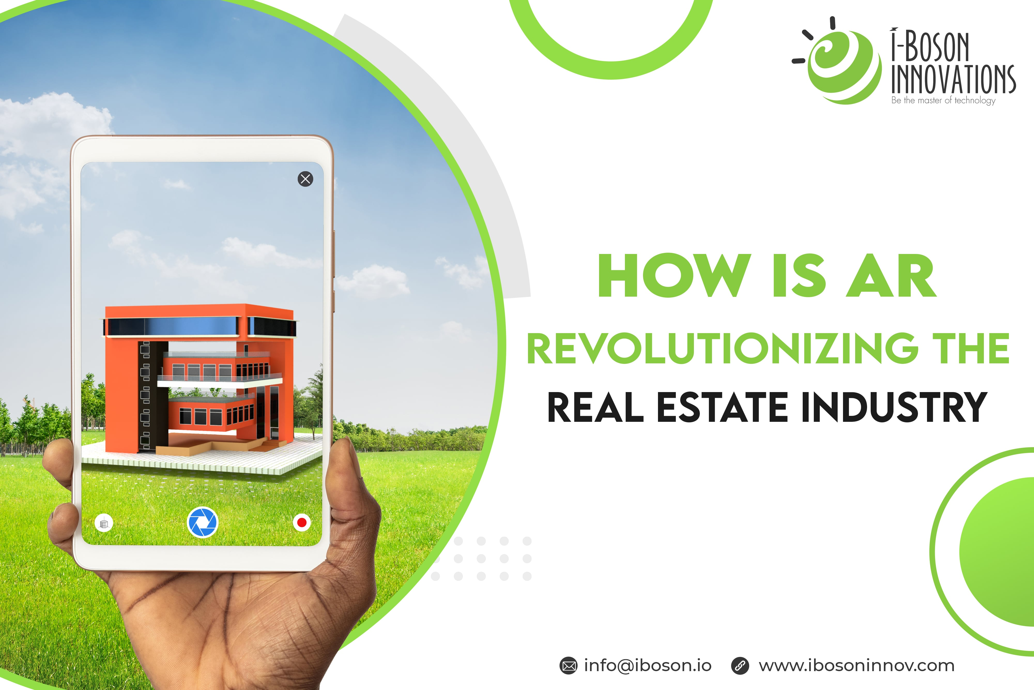 AR changing the real estate sector